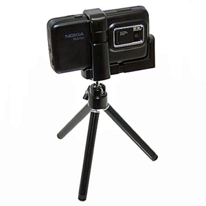 Mobile Phone Tripod Holder