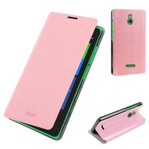MOFI Rui Series Nokia XL Folio Stand Case - Pink