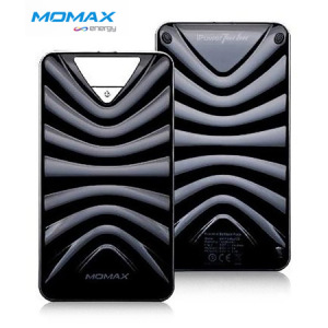 Momax iPower 16800mAh External Battery Pack - Black