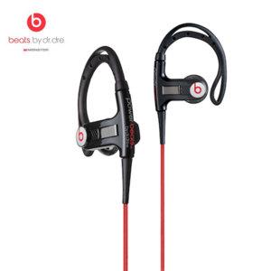 Monster Beats By Dr Dre Powerbeats Sport In Ear Headphones Black P34405
