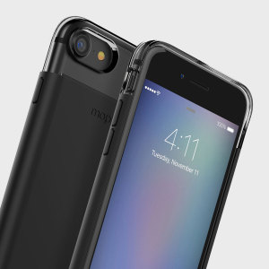 Mophie Hold Force iPhone 7 Base Wrap Case - Black