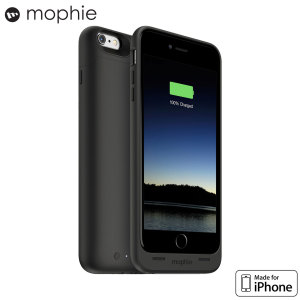 Mophie Juice Pack iPhone 6S Plus / 6 Plus Battery Case - Black