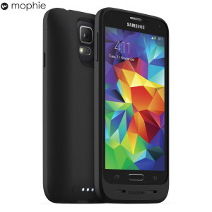 Mophie Samsung Galaxy S5 Juice Pack - Black