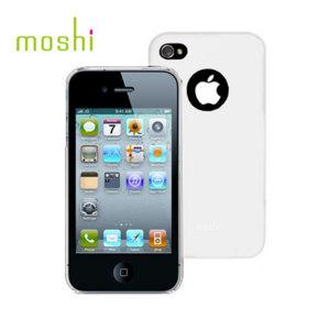 Moshi iGlaze iPhone 4S Case - White