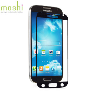 Moshi iVisor Anti Glare Screen Protector for Samsung Galaxy S4 - Black