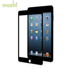 Moshi iVisor XT iPad Mini 3 / 2 / 1 Screen Protector - Black