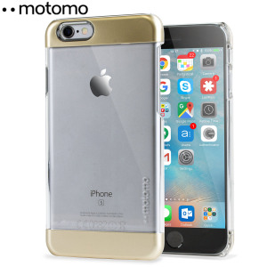 Motomo Ino Wing iPhone 6S / 6 Case - Gold