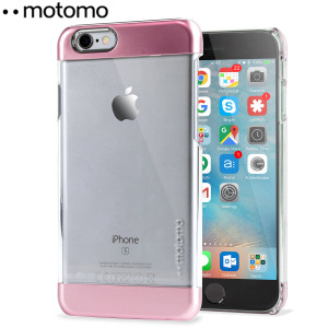 Motomo Ino Wing iPhone 6S / 6 Case - Pink