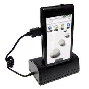 Motorola Milestone Desktop Charging Cradle