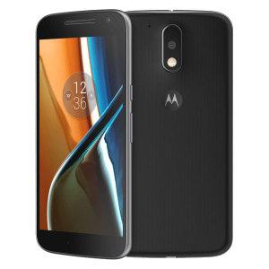 Motorola Moto G4 SIM Free Unlocked - 16GB - Black