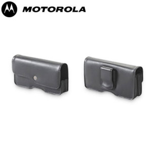 Motorola SG-ES4021210-01R ES400 Leather Holster