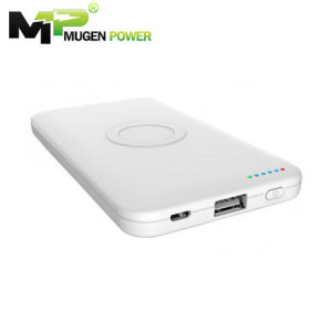 Mugen Mugenizer N11 Portable Qi Wireless Charger Power Bank - 4800mAh