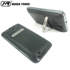 Mugen Samsung Galaxy Note Extended Battery & Cover 5400mAh - Black