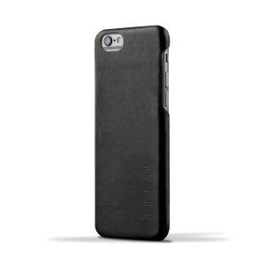 Mujjo iPhone 6S / 6 Genuine Leather Case - Black