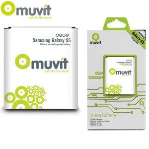 Muvit 2800mAh Standard Battery for Samsung Galaxy S5