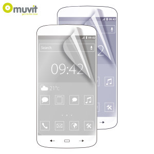 Muvit Matte & Glossy Screen Protector for Samsung Galaxy S5