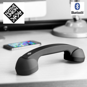 Native Union Retro Bluetooth POP Phone - Black