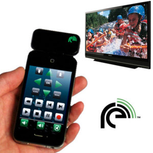 NewKinetix Universal Remote Control for iPhone, iPad and iPod Touch