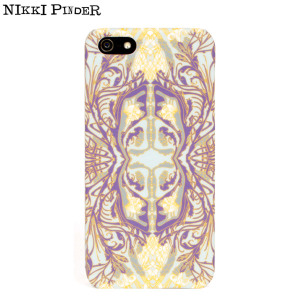 Nikki Pinder iPhone 5S / 5 Hard Case - Sparks