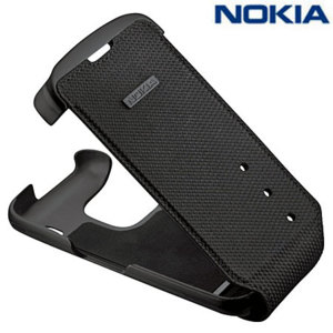 Nokia CP-508 Functional Carry Case For Nokia C6 - Black