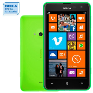 Nokia Lumia 625 Shell - Green