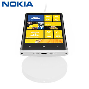 Nokia Qi Wireless Charging Plate - White