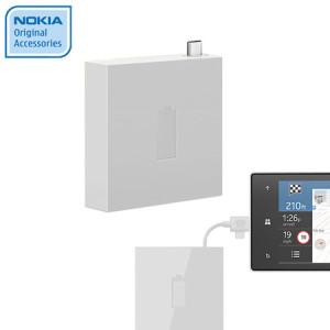 Nokia Universal Portable Micro USB Charger DC-18 - White