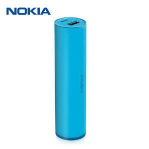 Nokia Universal Portable USB Charger DC-19 - Cyan