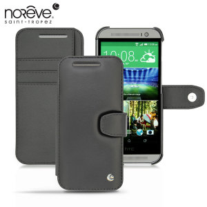 Noreve Tradition B HTC One M8 Leather Case - Black