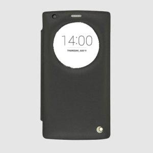 Noreve Tradition D LG G4 Leather Case - Black