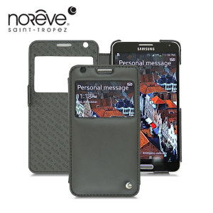 Noreve Tradition D Window Leather Case for Samsung Galaxy Note 3