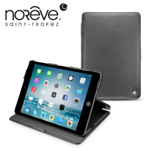 Noreve Tradition iPad Mini 3 / 2 / 1 Leather Case - Black