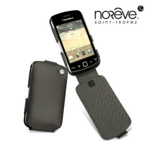 Noreve Tradition Leather Case for BlackBerry Curve 9380