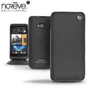 Noreve Tradition Leather Case for HTC One M7 - Black
