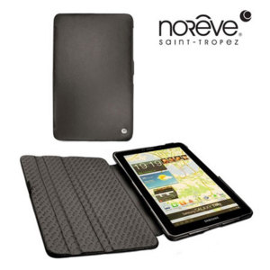 Noreve Tradition Leather Samsung Galaxy Tab 7.7 Case - Black