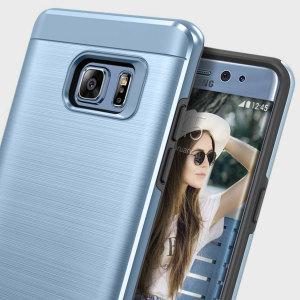 Obliq Slim Meta Samsung Galaxy Note 7 Case - Blue Coral