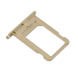 Official Apple iPhone 5 / 5S SIM Tray - Gold