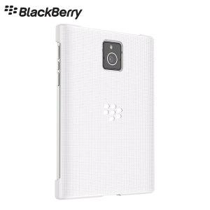 Official BlackBerry Passport Hard Shell Case - White