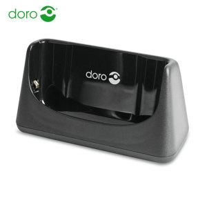 Official Doro Liberto 820 Charging Cradle Dock - Black