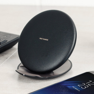 Official Galaxy S8 Plus Wireless Fast Charger Convertible - Black