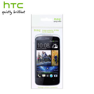 Official HTC Desire 500 Screen Protector SP P950