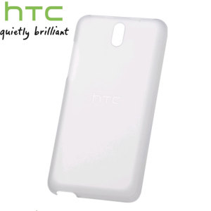 Official HTC Desire 610 Hard Shell Case -  Translucent
