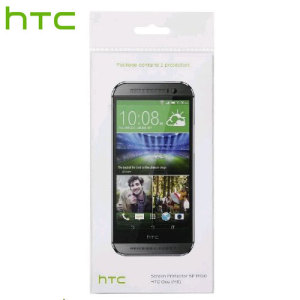 Official HTC One Mini 2 Screen Protector - 2 pack