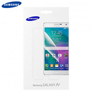 Official Samsung Galaxy A7 2015 Screen Protector - 2 Pack