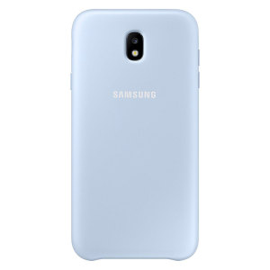 Official Samsung Galaxy J7 2017 Dual Layer Cover Case - Blue