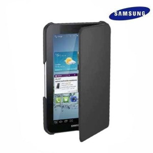 Official Samsung Galaxy Note 10.1 Book Cover - Grey