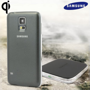 Official Samsung Galaxy S5 Qi Wireless Charging Kit
