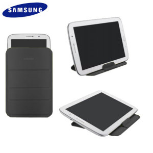 Official Samsung Galaxy Tab 3 8.0 Stand Pouch - Grey
