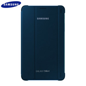Official Samsung Galaxy Tab 4 7.0 Book Cover - Indigo Blue