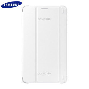 Official Samsung Galaxy Tab 4 7.0 Book Cover - White